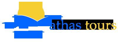 athas tours logo